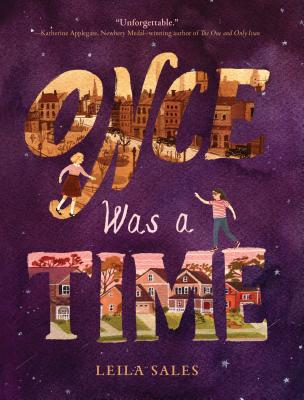 Once Was a Time: (Middle Grade Fiction Books, Friendship Stories for Young Adults,  Middle Grade Novels in Verse) Cover Image