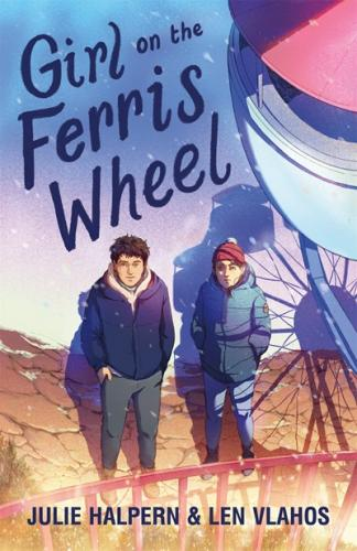 Girl on the Ferris Wheel Cover Image