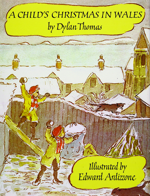 A Child's Christmas in Wales (Godine Storyteller) Cover Image