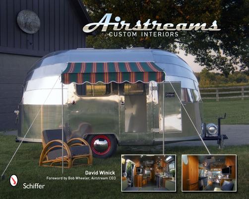 Airstreams: Custom Interiors Cover Image