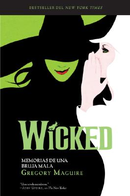 Wicked SPA: Memorias de una Bruja Mala Cover Image