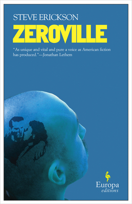 Cover for Zeroville