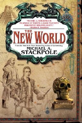 The New World (Age of Discovery Trilogy #3) Cover Image