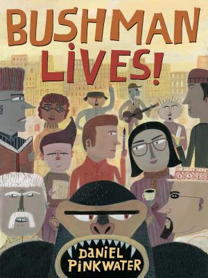 Bushman Lives! Cover