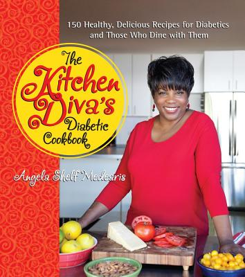 The Kitchen Diva's Diabetic Cookbook Cover