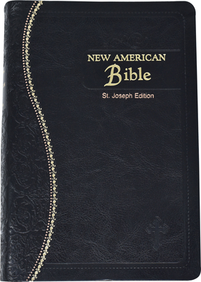 Saint Joseph Medium Size Bible-NABRE Cover Image