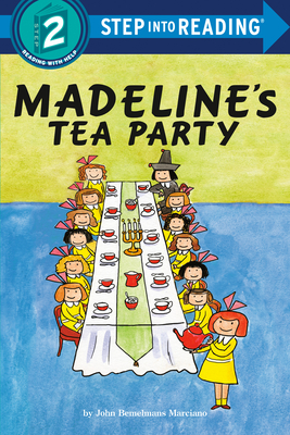 Madeline's Tea Party (Step into Reading) Cover Image