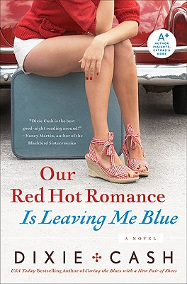 Our Red Hot Romance Is Leaving Me Blue Cover