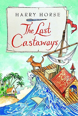 Cover for The Last Castaways