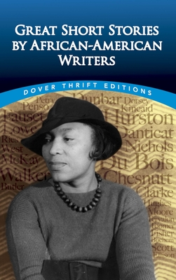 Great Short Stories by African-American Writers (Dover Thrift Editions) Cover Image