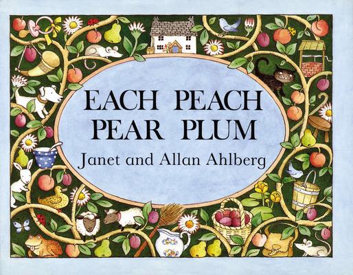 Cover for Each Peach Pear Plum