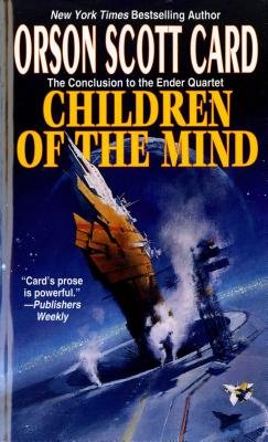 Children of the Mind (The Ender Saga #4) Cover Image