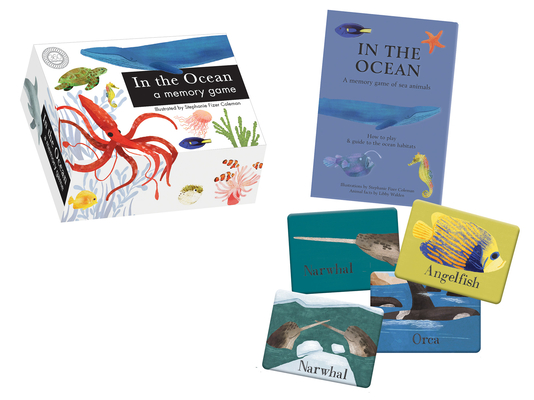 In the Ocean: a memory game Cover Image