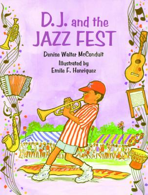 D. J. and the Jazz Fest Cover Image