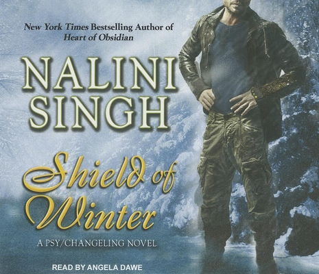 Shield of Winter (Psy/Changeling Novels (Audio) #13) Cover Image