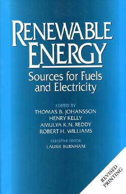 Renewable Energy: Sources For Fuels And Electricity cover