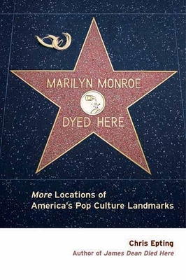 Cover for Marilyn Monroe Dyed Here