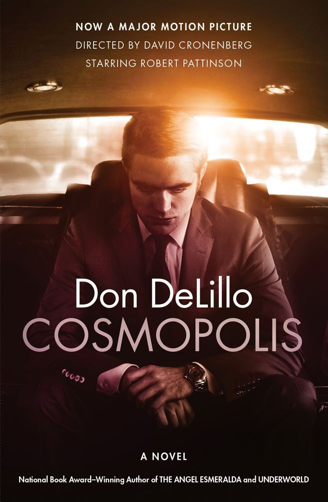 Cover for Cosmopolis