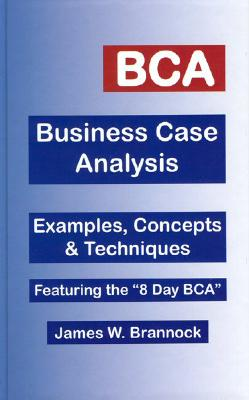 BCA Business Case Analysis Cover Image