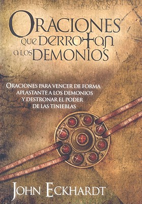 Oraciones Que Derrotan los Demonios Cover Image