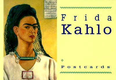 Frida Kahlo Postcard Book: (Book of Postcards, Gifts for Art-Lovers) Cover Image