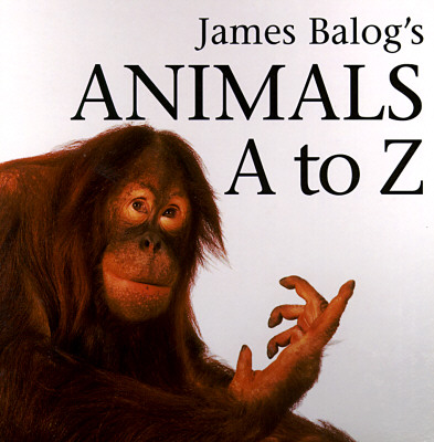 James Balog's Animals A to Z Cover