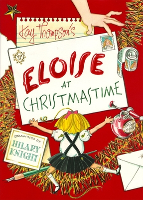 Eloise at Christmastime Cover