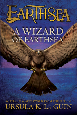 A Wizard of Earthsea (The Earthsea Cycle #1) Cover Image