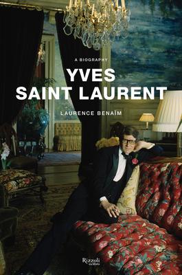 Cover for Yves Saint Laurent