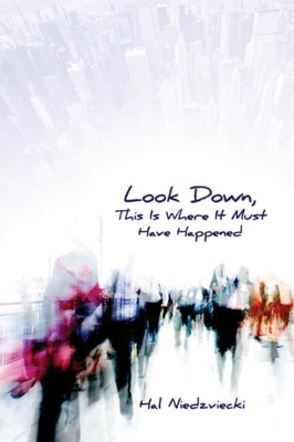 Look Down, This Is Where It Must Have Happened Cover