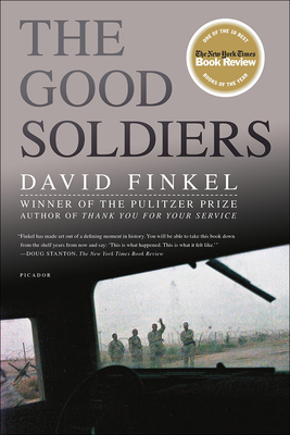 Good Soldiers Cover Image
