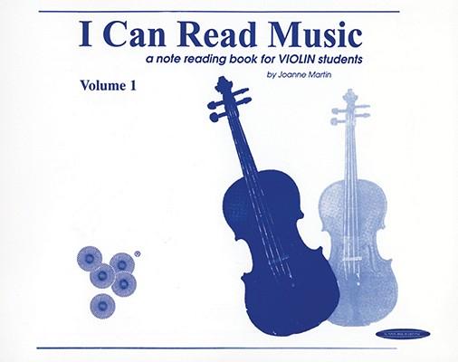 I Can Read Music, Vol 1: Violin Cover Image