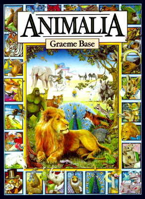 Animalia Midi Cover Image
