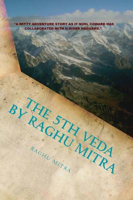 The 5th Veda Cover