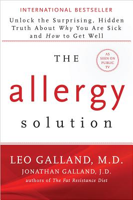 The Allergy Solution Cover
