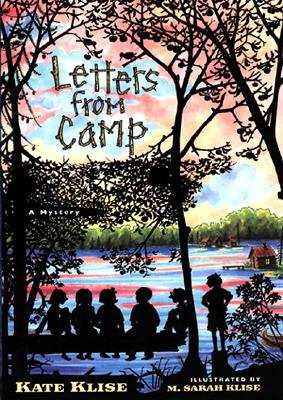 Letters from Camp Cover