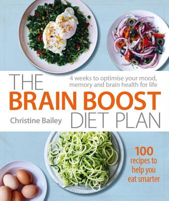 Cover for The Brain Boost Diet Plan