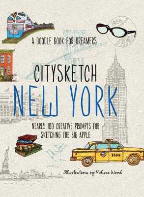 Citysketch New York Cover