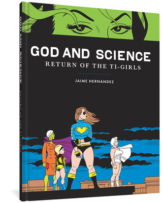 God and Science Cover