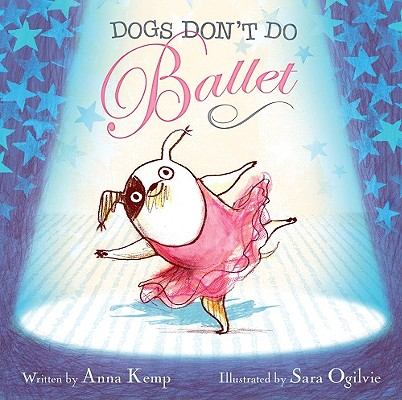 Dogs Don't Do Ballet Cover Image