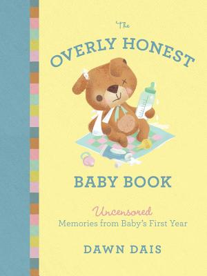 The Overly Honest Baby Book Cover