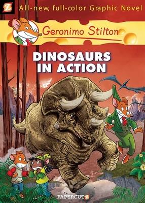 Cover for Geronimo Stilton Graphic Novels #7