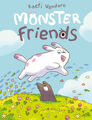 Cover for Monster Friends