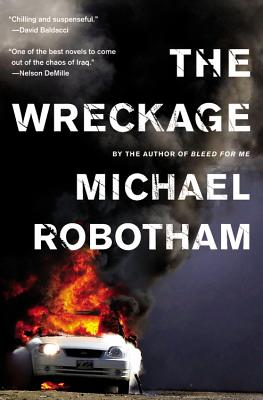 Cover for The Wreckage