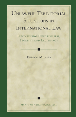 Cover for Unlawful Territorial Situations in International Law