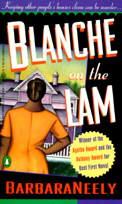 Blanche on the Lam Cover Image