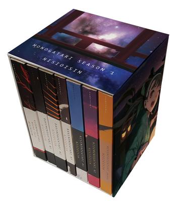 MONOGATARI Series Box Set Season 1 Cover Image