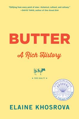 Butter: A Rich History Cover Image
