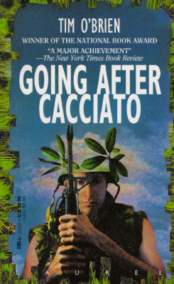Going After Cacciato Cover