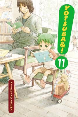 Yotsuba&!, Volume 11 Cover